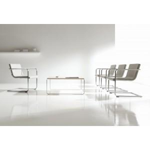 Sofa de espera para oficinas Andrea 1