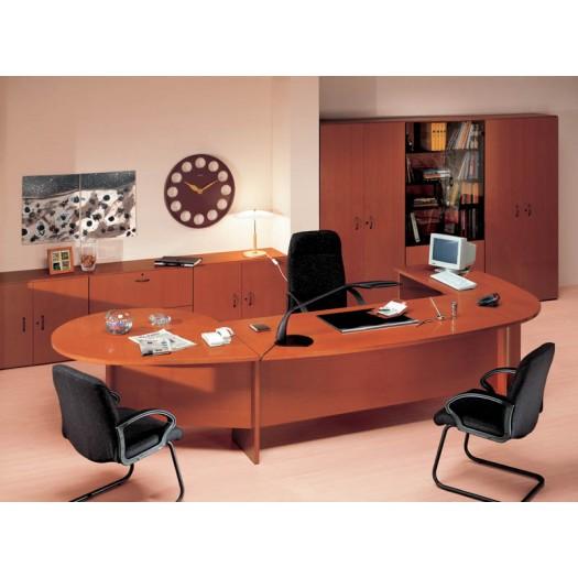 Mesa de dirección cobra1 ideal altos cargos oficina