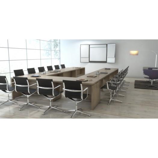 Mesa de dirección Tak1 para oficinas