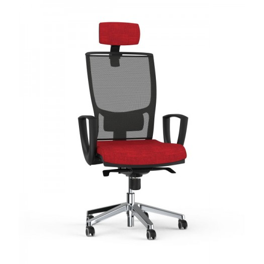 Silla ergonómica Ita - Mobiliario de oficina Kael