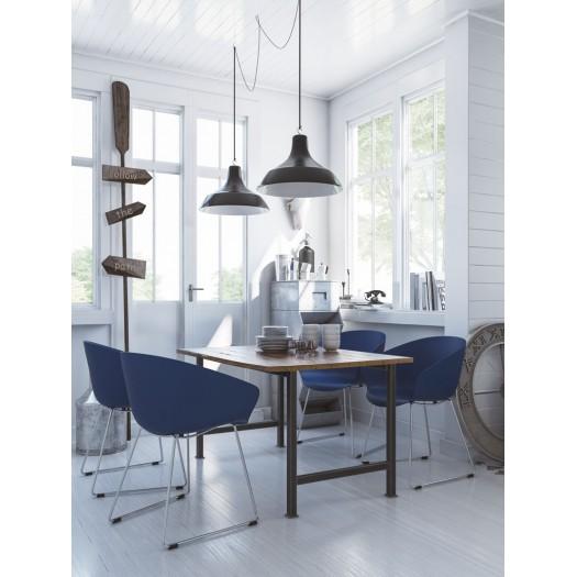 Silla Hop1 Azul para despacho.
